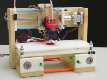 Arduino项目分享,技术宅教你如何在家制作3D打印机
