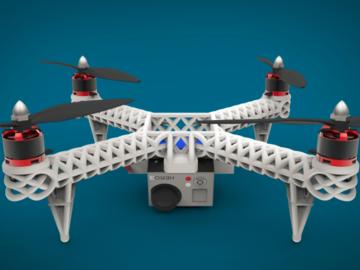云边的翅膀,8个四轴飞行器方案带你圆梦蓝天