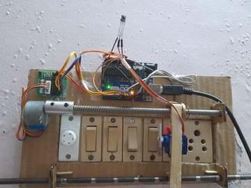 自制基于Arduino的低成本即插即用房间自动化装置