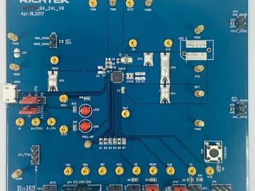 基于立锜Richtek RT9467 锂电池大电流快速充电方案