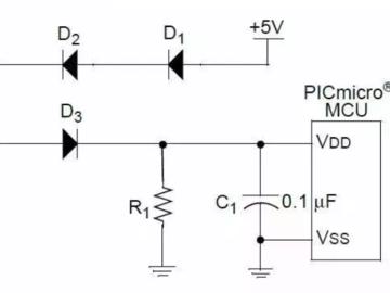 神奇!基于3个整流二极管实现的稳压器电路设计