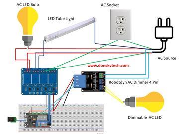 基于PlatformIO IDE的家庭自动化系统