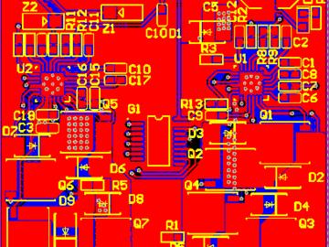 DRV8701驱动电路,可适用于各种智能小车