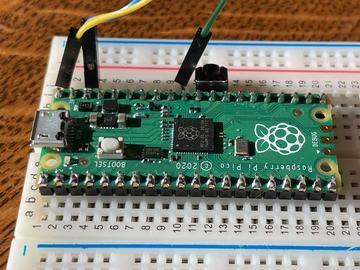 Raspberry Pi Pico上的ADC采样和FFT