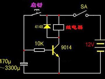 聊一聊延时电路,这6种延时电路原理需要搞清楚