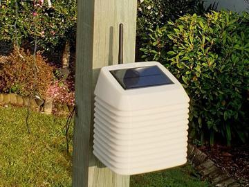 基于ESP8266 DIY WiFi太阳能气象站