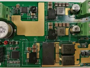 基于LMG5200 GaN FET的3路输出的48V输入电压数字 POL电路设计