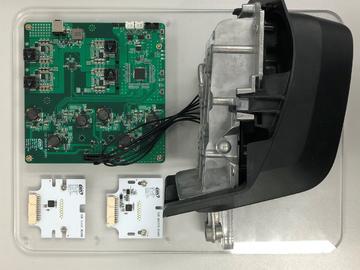基于 NXP S32K144 及多通道 ASLxxxx 系列 LED 驱动器的防眩目自适应汽车远光灯系统 (ADB) 方案