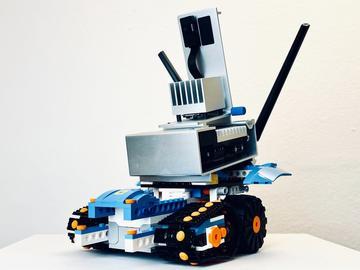 基于Microsoft Azure 感知器的自动避障小车