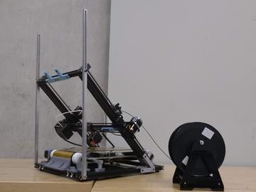 自动3D打印机:思维创新,效率更高