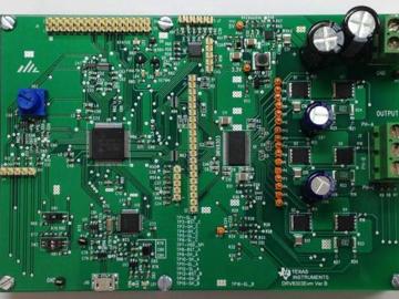 基于DRV8303的双路分流放大器的三相前置驱动器电路设计