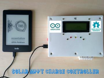 基于MPPT的太阳能充电控制器