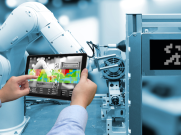针对工业物联网以及机器人应用-意法半导体ISM330DHCX iNEMO惯性SiP模块工作原理
