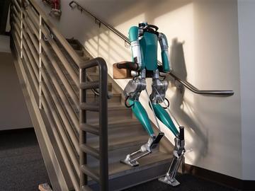 机器人重大进展只能靠美国?Agility Robotics发布商用双足机器人