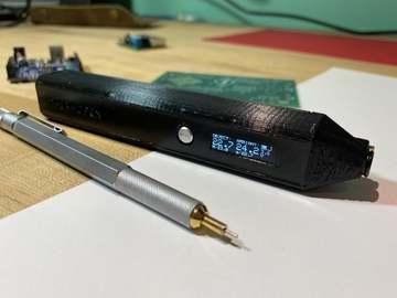 基于Arduino的红外测温笔