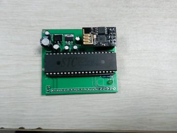 wifi控制LED灯温度传感器系统设计方案