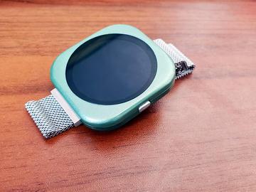 磁吸充电的可编程智能手表(原理图+PCB制板+外壳打样+源代码等文件)