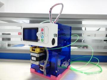 8个3D打印机方案,低成本创造DIY的更多可能性