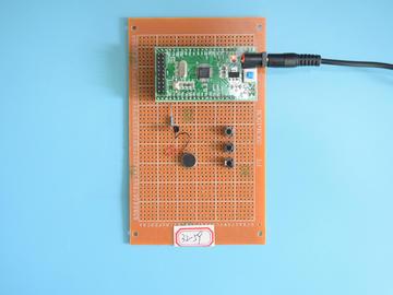 基于STM32单片机的电脉冲震动马达按摩仪椅/电动牙刷设计-万用板-电路图+程序+论文59