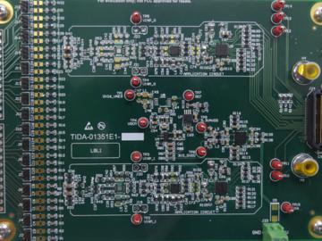 基于ADS8900B的超声波CW多普勒原始数据转换电路设计