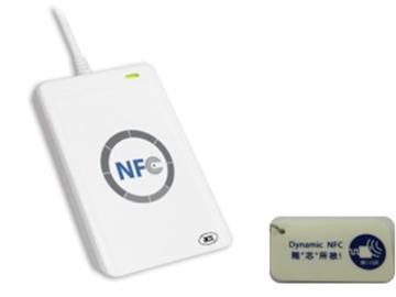 基于ST CR95HF和MCU STM32F103 NFC智慧读写器方案