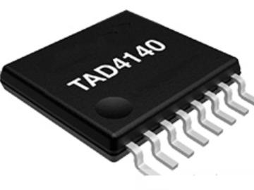 TDK推出数字输出的新产品TAD4140,更满足汽车和工业应用高要