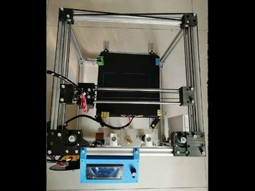 corexy型3D打印机DIY制作资料