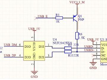 实例分析:基于STM32的USB设备电路这样设计更巧妙