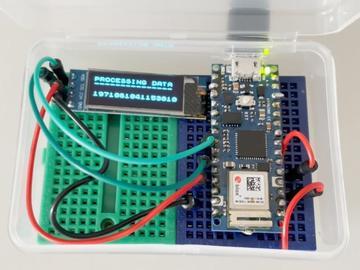 基于 Arduino Nano 33 IoT 的隐私自动导航器