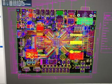 基于Xilinx Zynq7000扩展式处理平台(EPP)的低成本开发板zedboard(pcb)