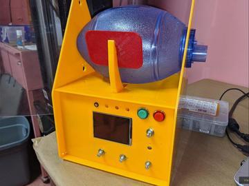 电子达人教你居家隔离时如何自制基于滚子凸轮的便携式BVM通风机