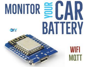 基于Wifi 的远程监控汽车电池的监控设备