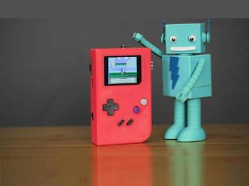 硬实力,游戏机自己做,十个经典游戏机方案合集