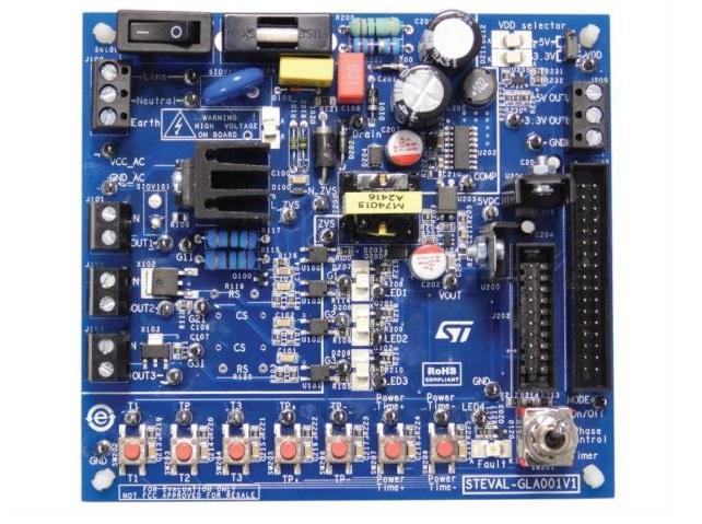 家用电器之交流开关控制板设计