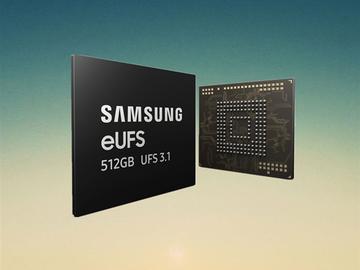 三星量产业内最快UFS 3.1手机闪存:写速达1.2GB/s、3倍于UFS 3.0
