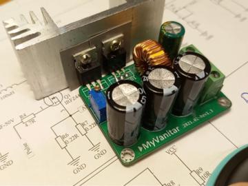 采用UC3843的DC到DC升压转化器