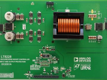基于LT8228EFE控制器的N+1冗余高可靠性电源升压电路设计