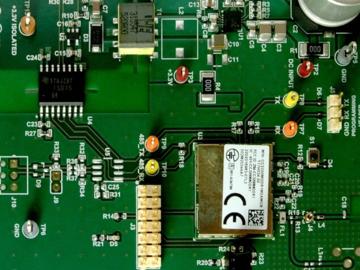 基于CC3200的非隔离式RS-485转Wi-Fi桥接器电路设计