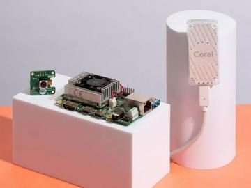 无厂商可敌:谷歌Coral边缘计算加速棒没有云也能加持人工智能