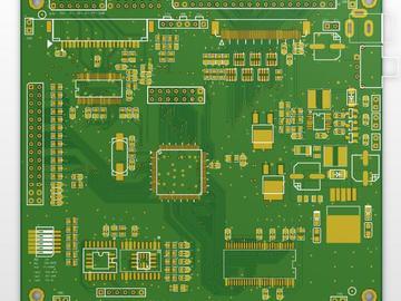RA8876 LCD控制器 Demo板