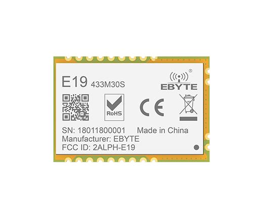 SPI無線模塊E19-433M30S資料打包分享