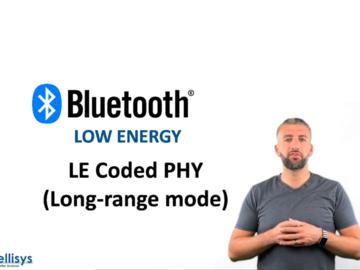 Ellisys蓝牙视频17:LE编码PHY(远程模式)