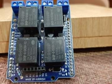 用于 Arduino 的蓝牙家庭自动化扩展板