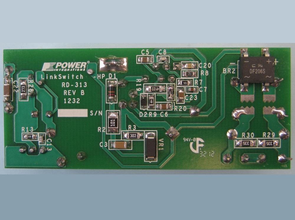 30W单路输出反激式转换器电路图和PCB