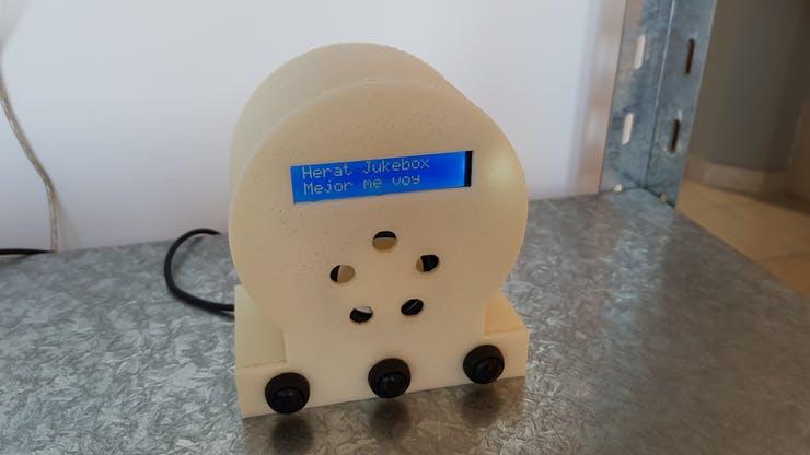 小型Arduino點唱機