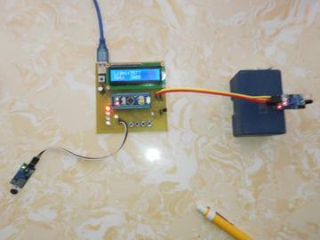 STM32 智能笔筒硬件/软件设计