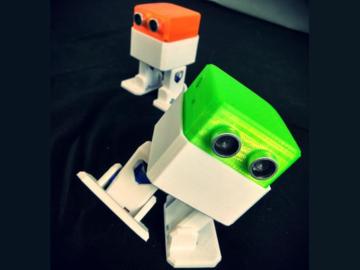 燃烧你的大脑,10个创意机器人闹翻天!