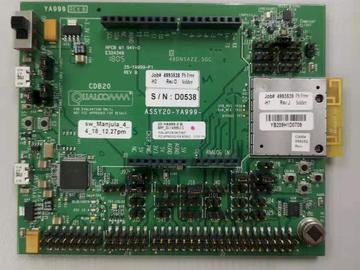 基于Qualcomm QCA4020 的Gateway Home Hub方案
