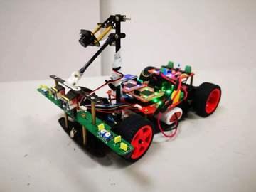 无线遥控智能车设计之实战组装篇