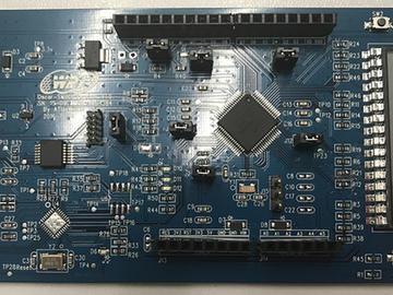 基于 NXP KL43Z256VLH4 的BLE环境监测方案